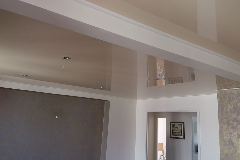 suspended ceiling installation Glossy